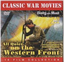 ALL QUIET ON THE WESTERN FRONT  PROMO DVD FROM THE DAILY MAIL NEWSPAPER
