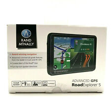 Rand McNally GPS Road Explorer 5 Road Explorer 5 Advanced Car GPS