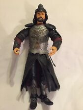 Lord of the Rings Return of the King Aragorn King of Gondor figure, Brand New!