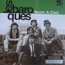 LES BAROQUES such a cad  Foldout Sleeve  LP NEU OVP/Sealed