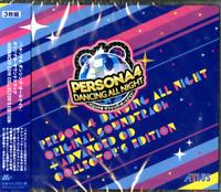 GAME MUSIC-'PERSONA 4 DANCING ALL NIGHT' ORIGINAL SOUNDTRACK-JAPAN 3 CD K81