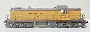 Union Pacific Railroad #1286 ALCO RSC-2 Powered TCS DCC Walthres Life Like Proto