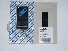 1 x FAAC TM 433 DS, 2 Bottoni dipswitch Remoto/Fob GRATIS UK, NUOVO, 7873892