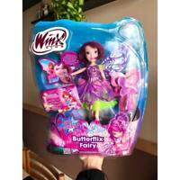 Winx Club Doll Tecna Butterflix Witty Toys Giochi Preziosi Bambola Poupée