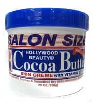 Hollywood beauty Cocoa Butter Skin Creme 708g (25oz) SALON SIZE