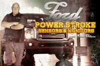 Ford Power Stroke Component Testing / Automotive Training / DVD & Manual LBT-288