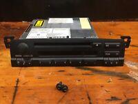 OEM Genuine BMW E46 3 Series Head Unit CD Player Stereo Radio Blaupunkt 6512