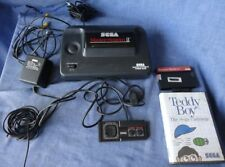 Sega Master System 2 Power Base Console, Controller, Power Supply, 2 Games