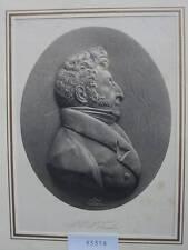 Originaldrucke (1800-1899) aus Schweiz mit Porträt & Persönlichkeiten und Lithographie