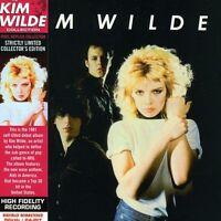 Kim Wilde - Kim Wilde [New CD] Ltd Ed, Rmst, Collector's Ed