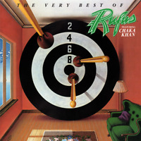 Rufus • The Very Best • Featuring Chaka Khan CD 1982 MCA Records 1996 •• NEW ••