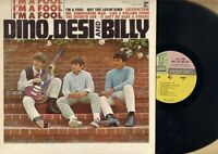 Dino, Desi & Billy - I'm A Fool Reprise 6176 Mono Vinyl LP Record