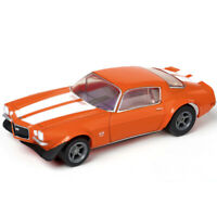 AFX 22027 Camaro Clear SS396 Collector Series MegaG+ HO Scale Slot Car
