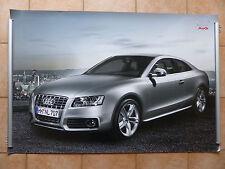 Audi S5 Coupe - POSTER 119 x 80 cm Plakat