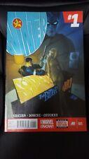 Marvel Winter Soldier issue #1