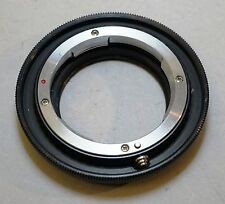 Hasselblad Xpan Fujifilm TX-1 TX-2 Fujinon Lens to GFX 50S Camera Mount Adapter