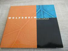 Wolfsheim - Kein Zurück -  Maxi CD -2003 - sehr guter Zustand