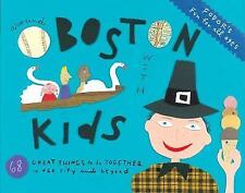 Fodor's Around Boston with Kids, 3rd Edition: 68 Great Things to Do-ExLibrary