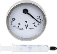 Thermomètre Heizkreisverteiler viessmann 7815311 Divicon 63mm