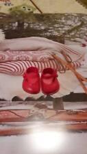 Scarpine rosse non originali per bambole mini Furga Lisa e Lucia