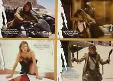 RESIDENT EVIL - EXTINCTION - Lobby Cards Set + HUGE Cards! - Milla Jovovich