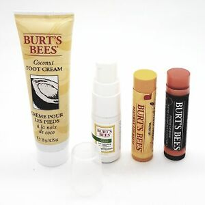 BURT'S BEES Essential Edit Gift Set NWOB #3623