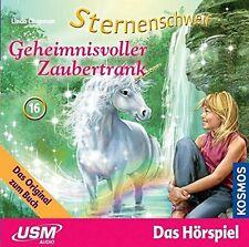 Sternenschweif - Folge 16: Geheimnisvoller Zaubertra - CD - Hörspiel - *NEU*