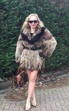 Fabulous Real Fur Coat/Jacket  LOOK!