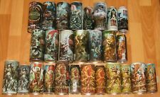 FAXE empty beer cans Limited Edition Russia 27 pcs