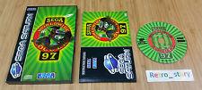 SEGA Saturn SEGA Worldwide Soccer 97 PAL