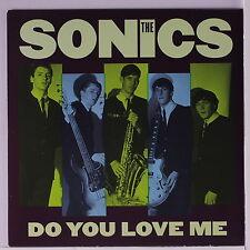 SONICS: Do You Love Me / Money 45 (PS, reissue) Rock & Pop