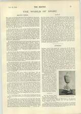 1898 The Rights And Liabilities Of Cyclists In Law