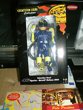 MINICHAMPS 1 12 ROSSI MOTOGP - 2004 FIGURE WELKOM KISS NEW