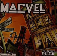 Marvel No Streets CD Canadian Indie Hip Hop K-OS Kardinal Offishall Da Grassroot