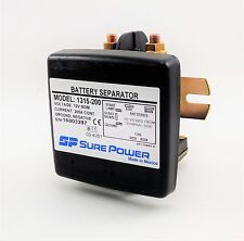 Sure Power 1315-200 Battery Separator - 12 Volt 200 amp - Bi Directional