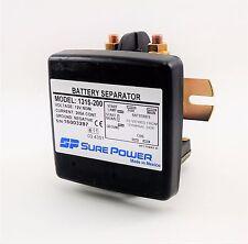 Sure Power 1315-200 Battery Separator - 12 Volt 200 amp - Bi Directional