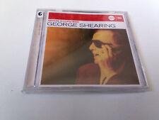 """GEORGE SHEARING """"SWINGING IN A LATIN MOOD"""" CD 20 TRACKS COMO NUEVO"""