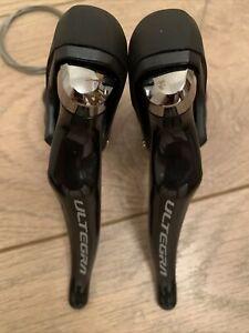 Shimano Ultegra R8000 Road Bike STI Gear / Brake Levers - 11 speed