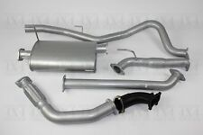 "Rodeo RA 3.0L 2 Door Extra Cab 3"" Aluminised Exhaust System-Direct Injection"