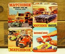 DRINK COASTER SET OF 4 - MATCHBOX COLLECTOR CATALOGUES