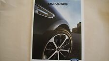 2015  FORD TAURUS + SHO AUTOMOBILE CAR TRUCK INFO PORTFOLIO BROCHURE BOOK