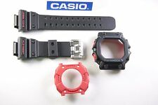 CASIO G-Shock GX-56-1A Original New Black BAND & BEZEL Combo GXW-56-1A GX-56