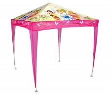 Disney Princess Outdoor Gazebo Play Tent in Polyester and Metal Frame