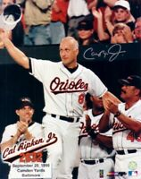 Cal Ripken autographed signed 2632 Orioles Consecutive Games 8x10 photo IRONCLAD