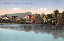 Riesengebirge Hermsdorf u.K. Villen am Kynast 1914