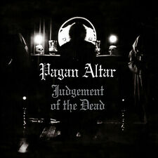 PAGAN ALTAR - Judgement of the Dead Re-Release CD