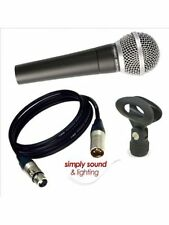 Pulse Handheld/Stand-Held Pro Audio Dynamic Microphones