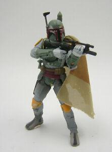 Star Wars Loose Boba Fett ( 300th Figure Special Edition ) POTJ