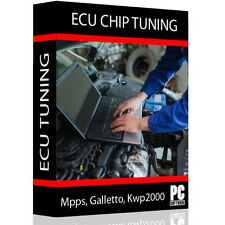 ECU Chip Tuning Files 100k Remap Database & Software MPPS Galletto Kwp2000