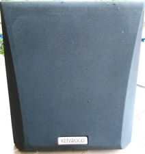 KENWOOD SW-15HT-H Passive Subwoofer 100 Watt 8 Ohms W/ Manual Great condition